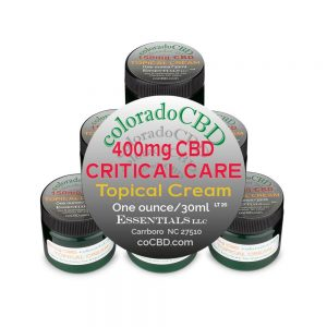 400mg Topical Cream