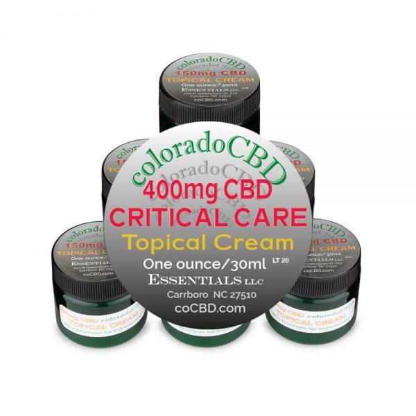 400mg Topical Cream